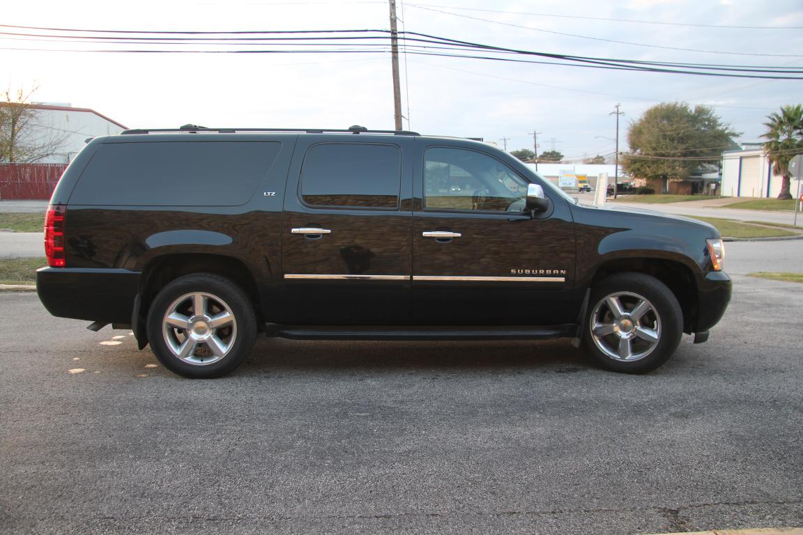 Suv Car Rental Houston