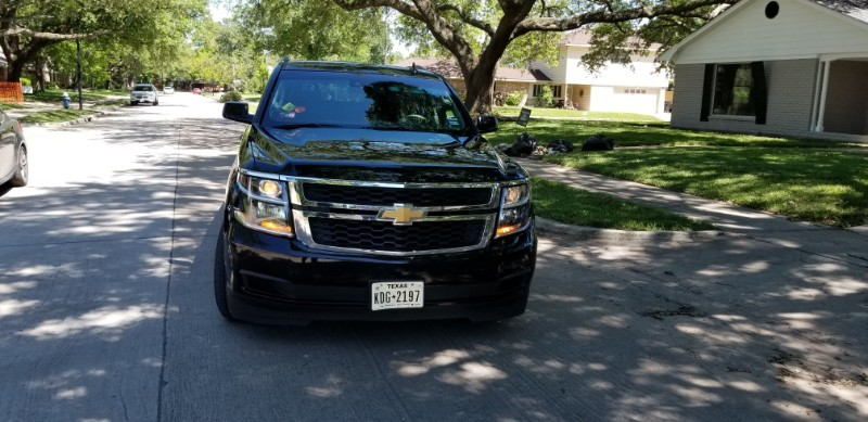 Chevy Suburban SUV Rental