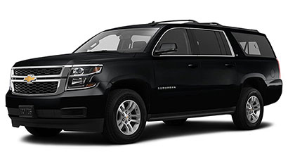 Luxury Chevy Suburban SUV