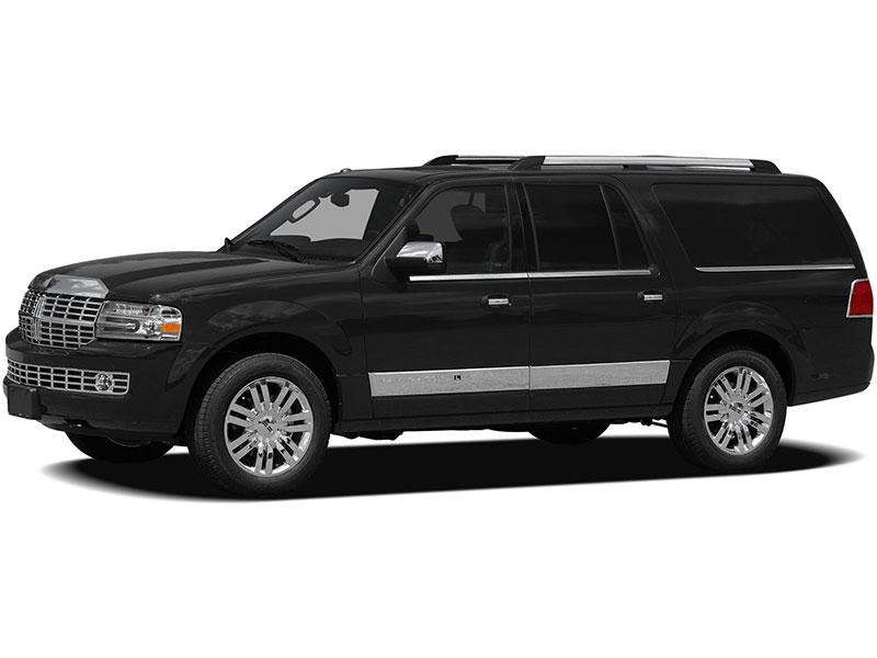 Luxury Lincoln Navigator SUV