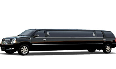 cadillac escalade stretch limousine