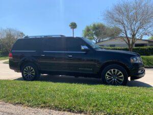 Corporate transportation Lincoln Navigator