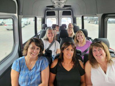 Houston group transportation